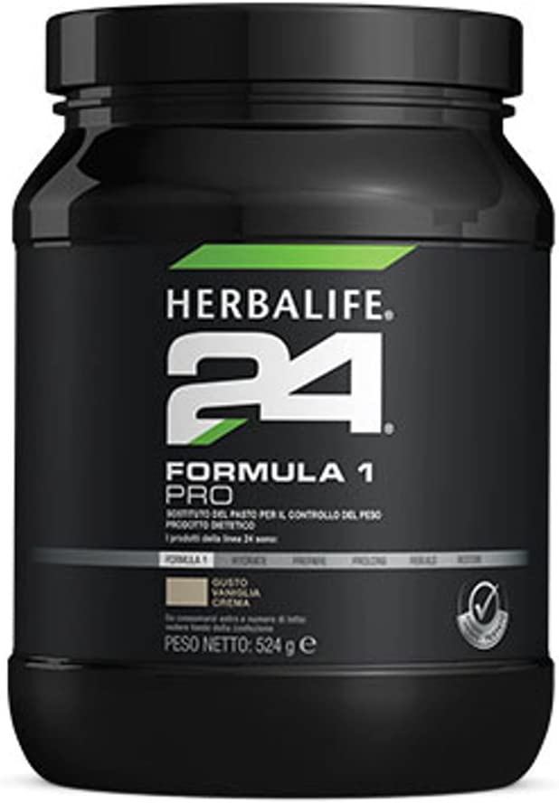 HERBALIFE F1 Sport Crema de Vainilla 524 gr: Amazon.es ...