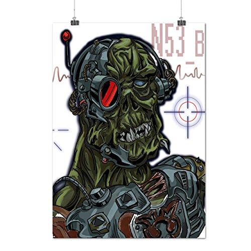 Zombi (Make Cyborg Costume)