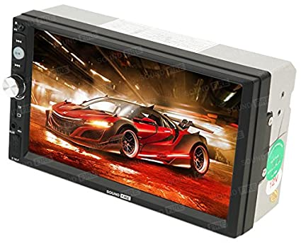 Sound Fire Sfx 7010b 7 Inch Touch Screen Car Video With Amazon In