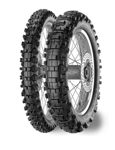 Metzeler 6 Days Extreme 90/90-21 Front Tire 2055100 ()