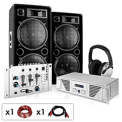 Equipo DJ-PA