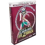Os Cavaleiros Do Zodiaco Serie Classica Remasterizada Volume 4 - Andromeda Box