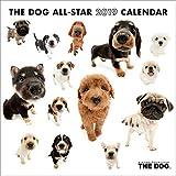 (ミニ)THE DOG ALL-STAR 2019年 カレンダー 壁掛け CL-1153