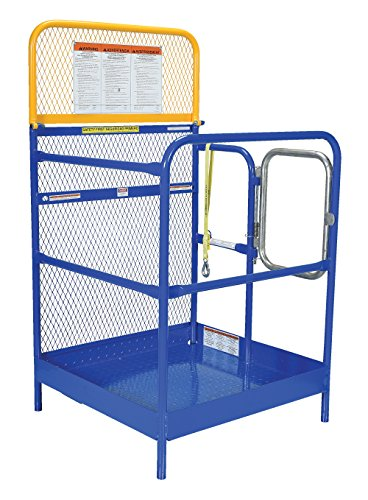Vestil-WP-3636-Steel-Work-Platform-1000-lb-Capacity-36-x-36-Powder-Coat-Blue
