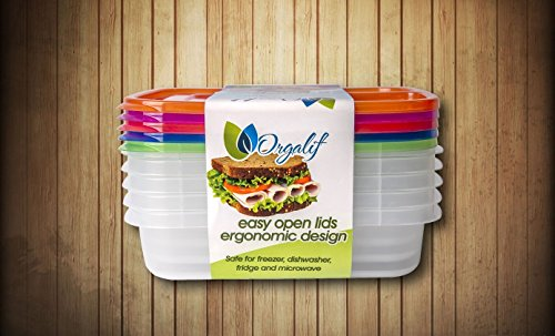 Best Top Recommended Quality Most Popular Food Storage Containers