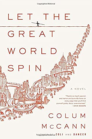 book cover of Let the Great World Spin