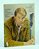 img - for Glen Campbell Song Album - Sheet Music for Voice and Piano with Guitar Chords book / textbook / text book