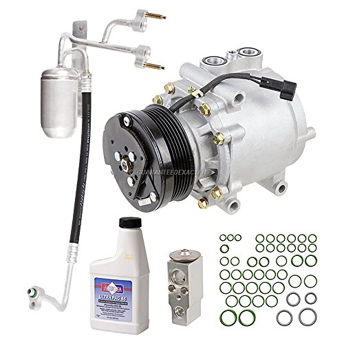 05 ford expedition ac compressor - 4