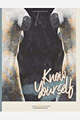 """Know Yourself: Undated Weekly Planner Journal For Women.  Extra Large size (8.5"""" x 11"""") 100 pages . Vintage Design (Ancient Greece Journals) Paperback"""