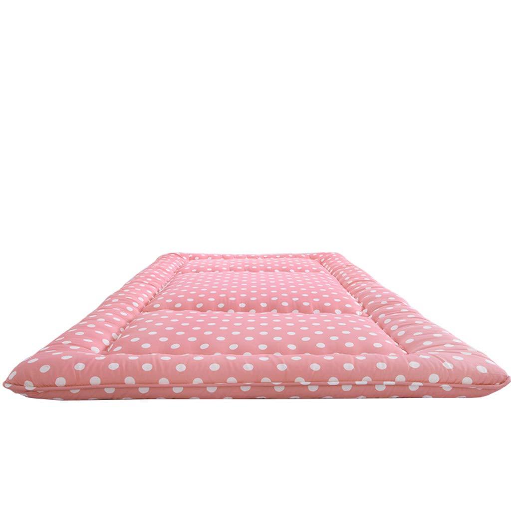 Yaolan Ultra Soft Traditional Japanese Tatami Floor Mattresses Futon Mat Collapsible Tatami Mat Floor Mattress Sofa Bed 7cm Thick