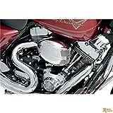 Vance & Hines VO2 Intake with Drak Cover For Harley Davidson FLHTC/FLHTCU/FLHR/FLHRC 2008-2012 / FLHT 2008-2009 / FLHTK/FLTRX 2010-2012 / FLTR 2008-2009 / FLTRU 2011-2012 / FLHX 2008-2009, 2012 - 70003