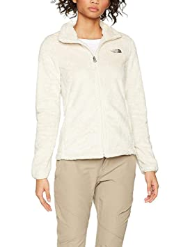 The North Face Osito 2 Chaqueta para Mujer, Mujer, Color Vintage White, tamaño
