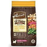 Merrick Lil Plates Grain Free Real Chicken + Sweet Potato Recipe Dry Dog Food, 20lb