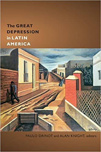 Amazon com the great depression in latin america 9780822357384 paulo drinot alan knight books
