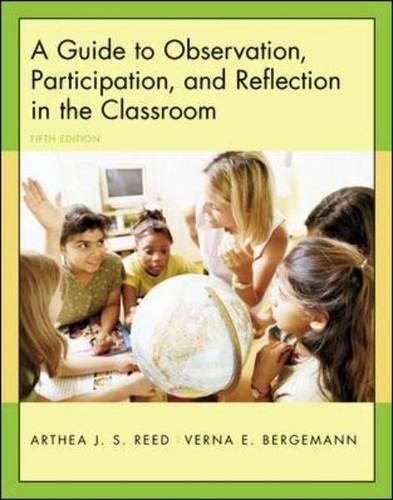 A Guide to Observation, Participation, and Reflection in...