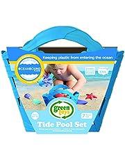 Green Toys Tide Pool Set - Blue Bath & Water Play