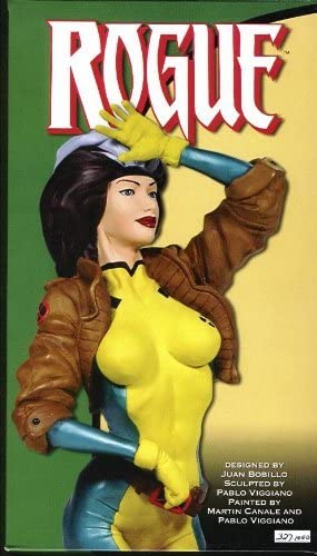 "B000O30DWI Marvel X-Men Rogue 8"" Resin Bust - Limited Edition 51BslEgf8FL."