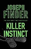 Killer Instinct by Joseph Finder front cover