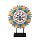Sagebrook Home Polyresin Decorative Piece, 15.5 x 3.5 x 20.75, Multicolor