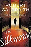 Book cover from The Silkworm (A Cormoran Strike Novel) by Robert Galbraith
