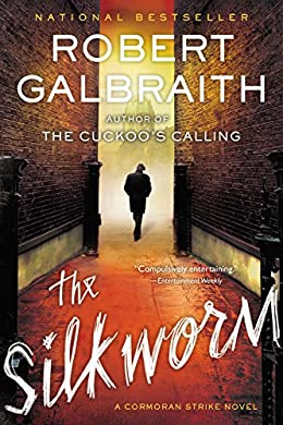 books by jk rowling - The Silkworm