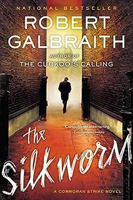 books by jk rowling - The Silkworm