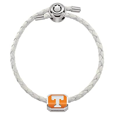 e8517a0ff Amazon.com: Persona Sterling Silver University of Tennessee Beads and Charms:  Jewelry
