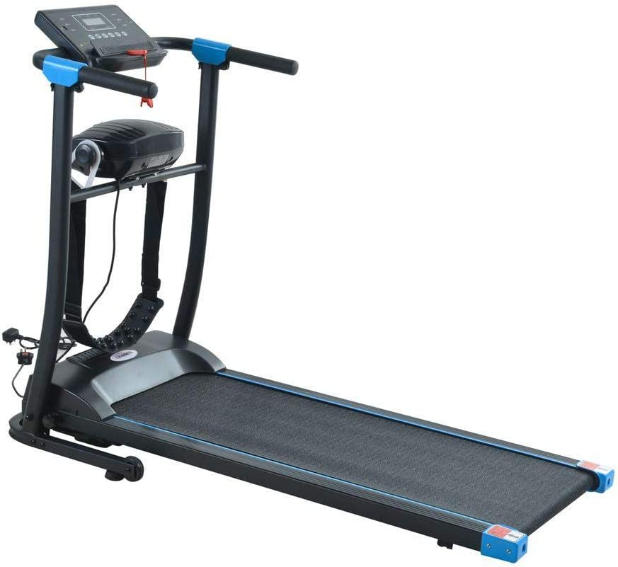 فتنس وورلد جهاز سير كهربائي Treadmill YY-1006-a