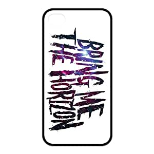 the Case Shop- Customizable Bring Me The Horizon BMTH iPhone 4 and iPhone 4S TPU Rubber Hard Back Case Cover Skin , i4xq-300