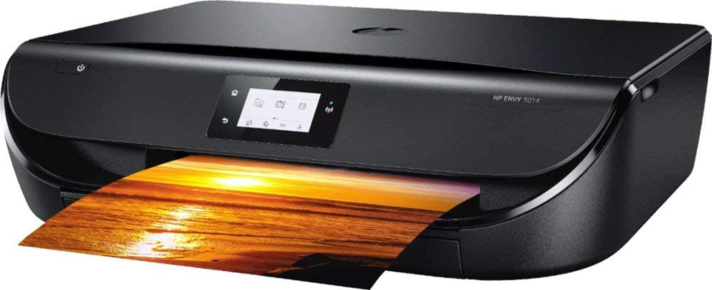 HP Envy 5014 Wireless All in One Printer, Print, Scan, Copy