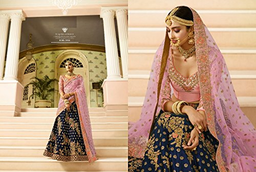 Wedding Bollywood Designer Bridal Collection Lehenga Choli Dupatta Custom to Measure Muslim 973 by ETHNIC EMPORIUM (Image #2)