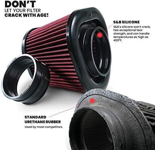 Dodge 2010-2012 6.7L 2500 3500 Cold Air Intake Dry Filter S/&B 75-5092D