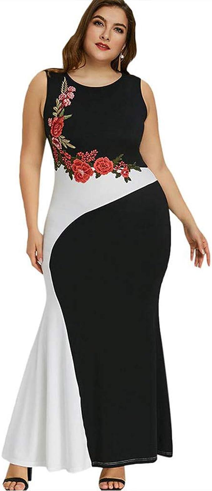 LOPILY Abendkleider Große Größen Eleganter Cocktail Rockabilly