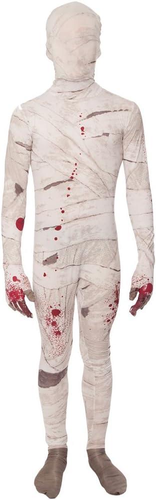 Morphsuits Disfraz Momia Prima Niños Halloween y Carnaval ...