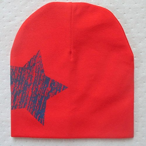 Baby Kid Toddler Cute Stars Printed Hat Soft Warm Cotton Girl Boy Beanie Cap - Cotton Eyed Joe Costume