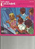 img - for Let's Play Recorder Student Book/Record book / textbook / text book