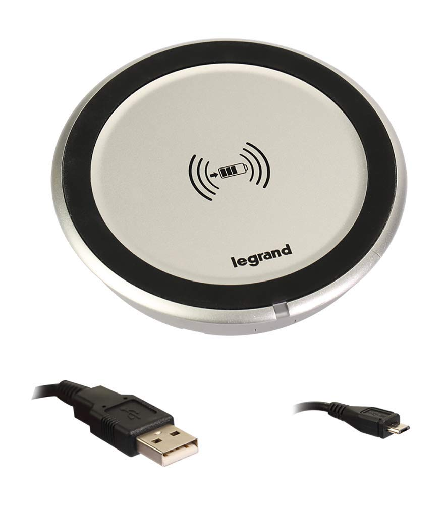 Legrand 077580 IP44 IK08 Ready to Install Induction Wireless
