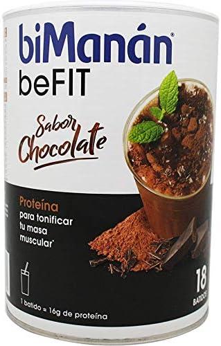 Bimanan Pro - Batido Chocolate Bote, 540g: Amazon.es: Belleza