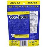 Sejoyia Foods, Organic Coconut Cashew Coco-Roons, Lemon Pie, 3 oz (85 g)( 6 PACK ) + Now Foods, Real Food, Mango Slices, 10 oz (284 g)