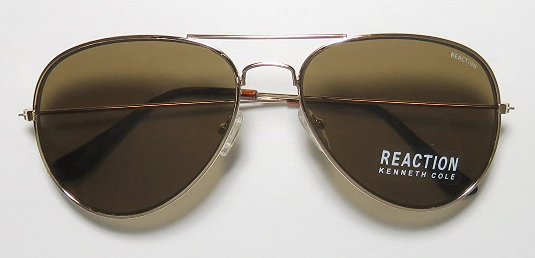 f2f4877c602a0 Amazon.com  Kenneth Cole Metal Frame Brown Gradient Lens Unisex Sunglasses  KC128832E5817140  Watches
