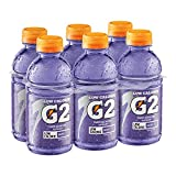 Gatorade Thirst Quencher G2, Grape, 12 Ounce (Pack of 6)