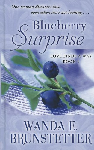 book cover of Blueberry Surprise