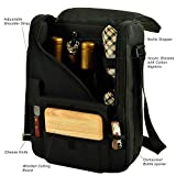 Picnic at Ascot Wine and Cheese Cooler Bag Equipped