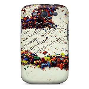 Awesome AzYge3438JIqvK NikRun Defender PC Hard Case Cover For Galaxy S3- Love