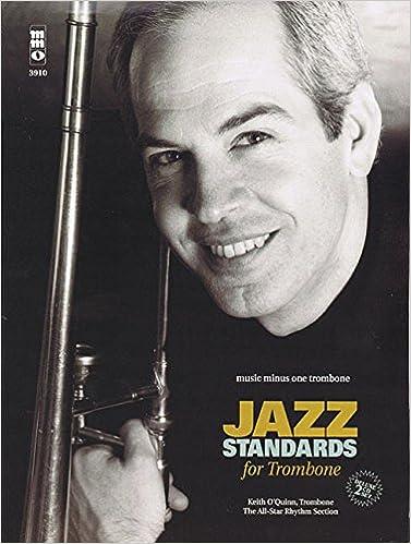 Jazz Standards for Trombone: Deluxe 2-CD Set: Keith O'Quinn