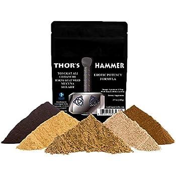 Amazon.com: Thor's Hammer Formula - Organic Supplement
