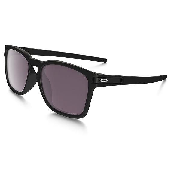 ef6ff0b4bd0 Oakley Men s Latch sq (a) Polarized Iridium Rectangular Sunglasses ...