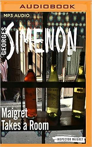 Book Maigret Takes a Room (Inspector Maigret)