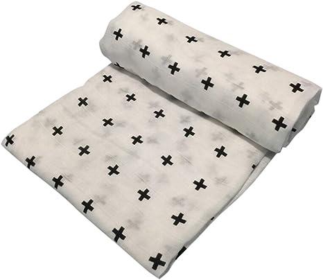 hibote suave muselina de algodón orgánico de empañar la toalla de ...