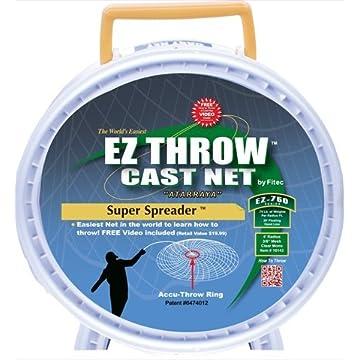 top best Super Spreader EZ Throw 750
